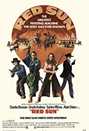 Red Sun(1971) Poster - Movie Forum, Cast, Reviews
