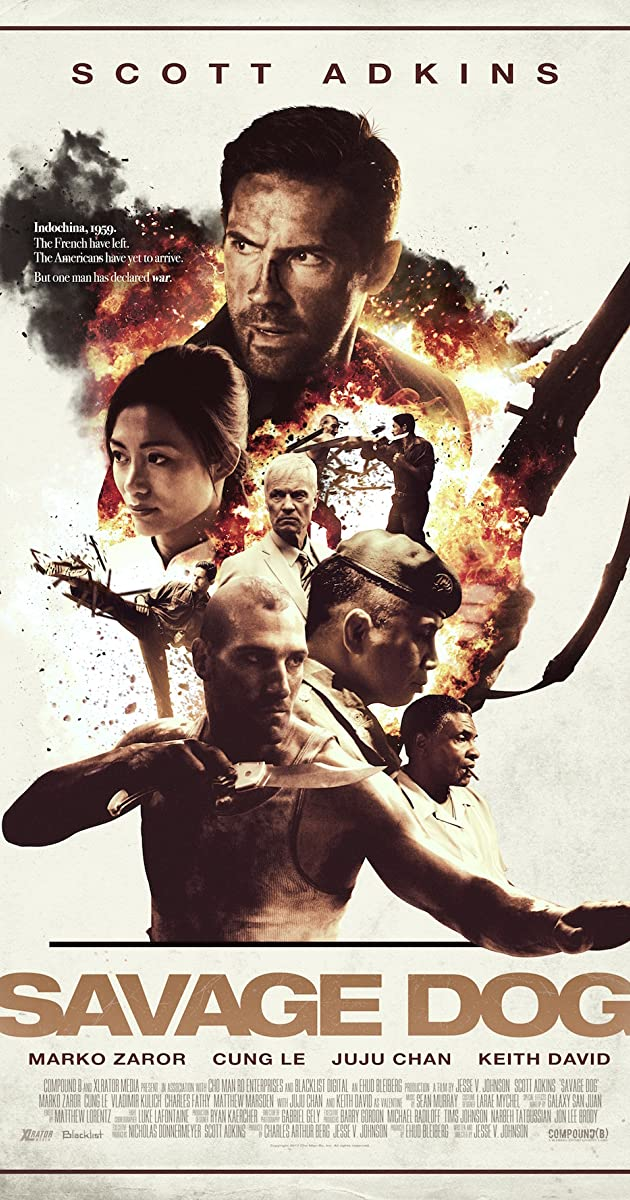 Poster du film Savage Dog en streaming VF