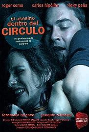 El asesino dentro del círculo Poster