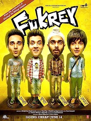 Fukrey (2013) Download on Vidmate