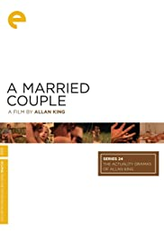 A Married Couple (1969) Poster - Movie Forum, Cast, Reviews