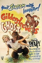 Gildersleeve's Ghost Poster
