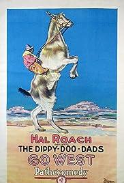 Go West(1923) Poster - Movie Forum, Cast, Reviews