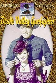 Death Valley Gunfighter Poster