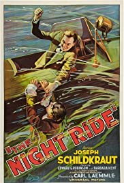 The Night Ride Poster