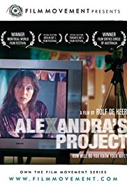 Alexandra's Project (2003) Poster - Movie Forum, Cast, Reviews