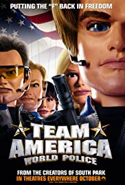 'Team America': Pulling the Strings Poster