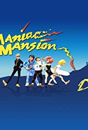 Maniac Mansion Deluxe Poster