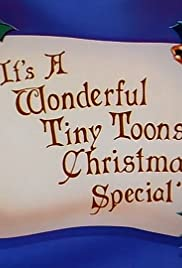 It's a Wonderful Tiny Toons Christmas Special Poster