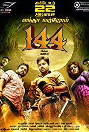 144 (2015) x264 720p HDRiP {Dual Audio} [Hindi DD 2.0 + Tamil 2.0] Exclusive By DREDD – 1.25 GB