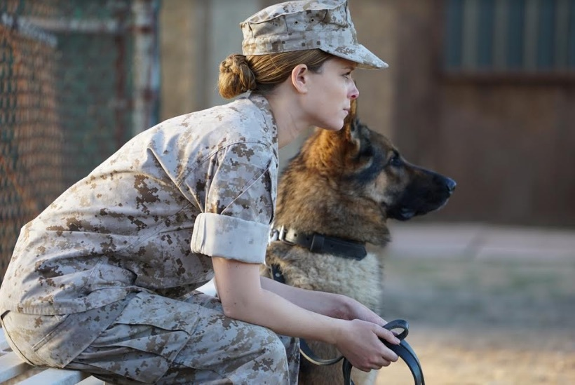 فيلم Megan Leavey 2017 مترجم ( HD DVD )