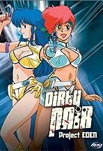 Original Dirty Pair: Project Eden
