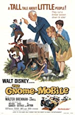 The Gnome Mobile(1967)