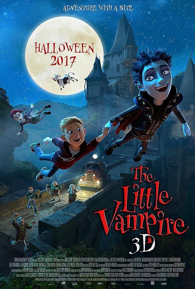 فيلم The Little Vampire 3D 2017 مترجم