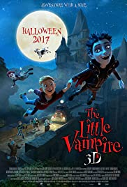 The Little Vampire 3D (2017) Poster - Movie Forum, Cast, Reviews