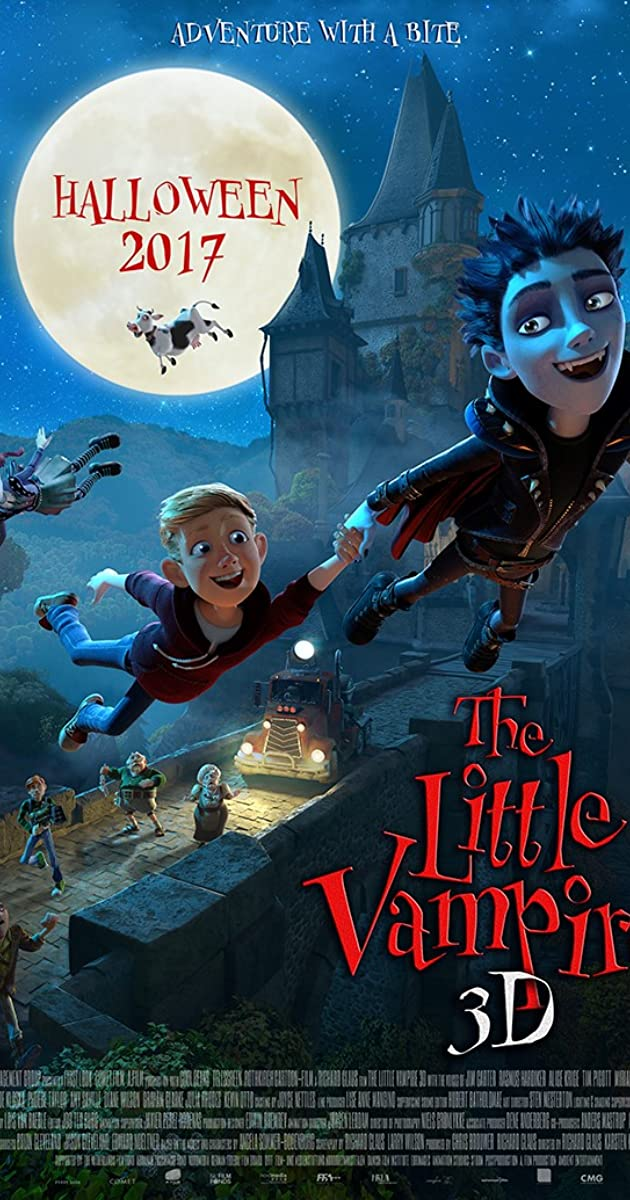 Mažasis vampyras online