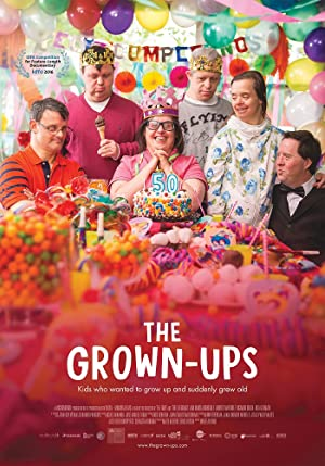 The Grown Ups (2016)