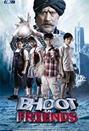 Bhoot and Friends Poster