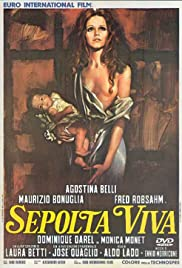 Sepolta viva Poster