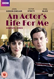 An Actor's Life for Me Poster