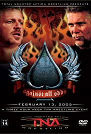 TNA Wrestling: Against All Odds Poster