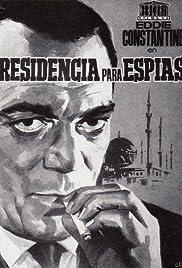 Residencia para espías Poster