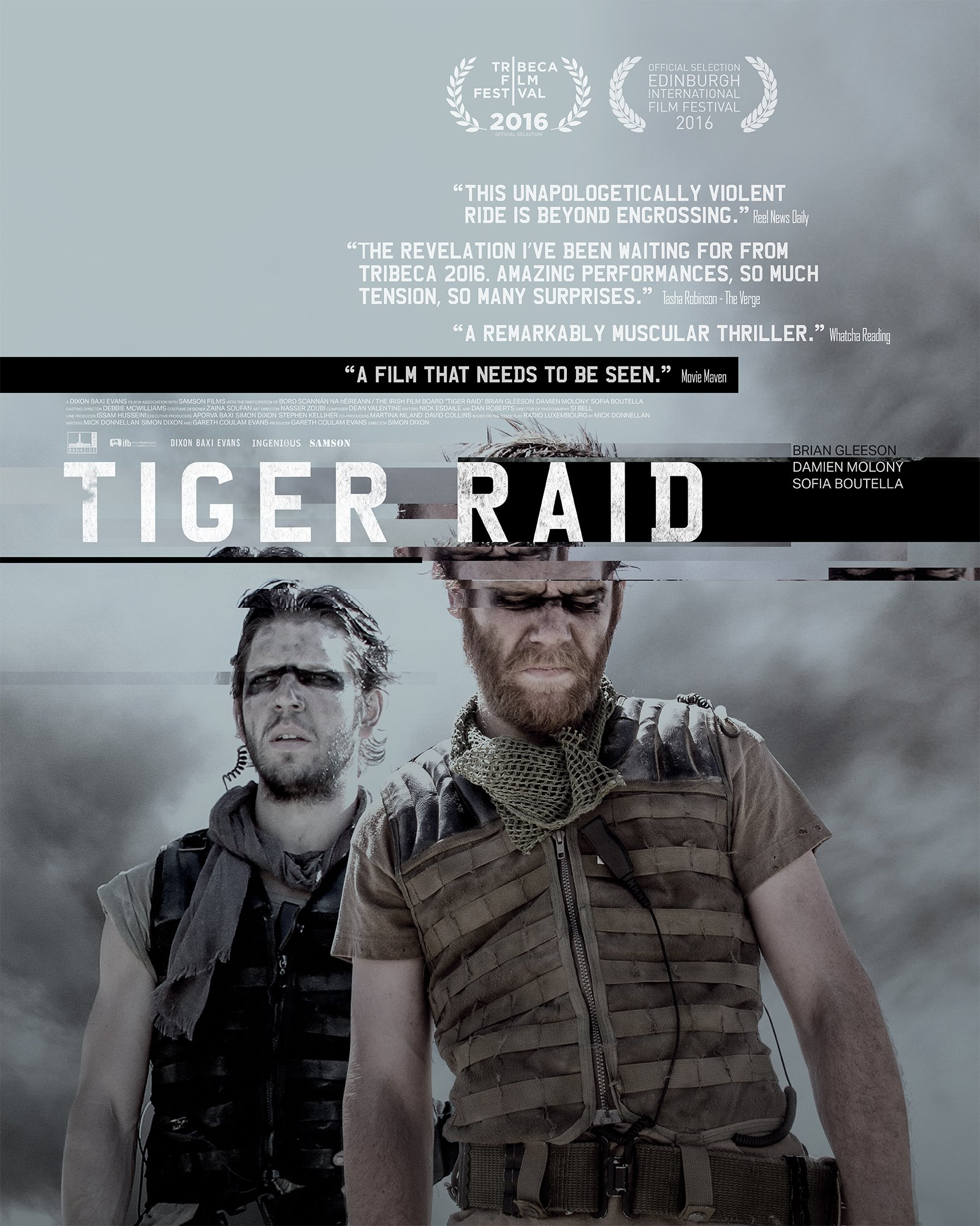 image Tiger Raid Watch Full Movie Free Online