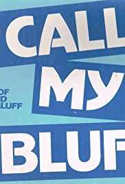 Call My Bluff Poster