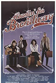 Headin' for Broadway Poster