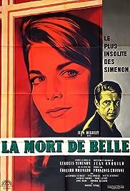 La mort de Belle Poster