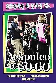 Acapulco a go-gó Poster