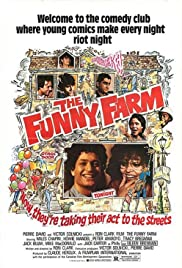 The Funny Farm Poster