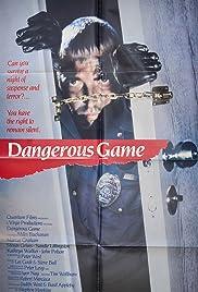 Dangerous Game(1987) Poster - Movie Forum, Cast, Reviews