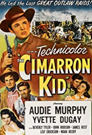 The Cimarron Kid Poster
