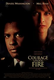 Courage Under Fire (1996) Poster - Movie Forum, Cast, Reviews
