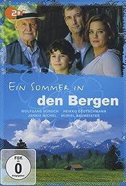 Ein Sommer in den Bergen Poster