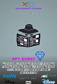 Spy Quest Poster