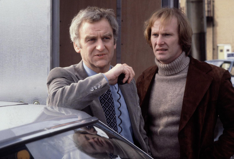 Notes from the Ironbound: Why The Sweeney Is Still My Favorite Cop Show