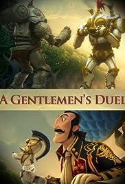 A Gentlemen's Duel Poster