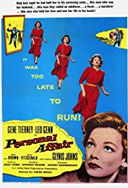Personal Affair (1953) Poster - Movie Forum, Cast, Reviews