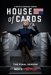 House of Cards - Season 2 poster