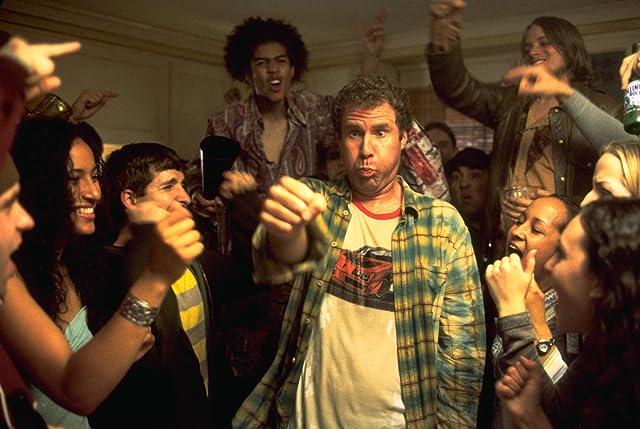 Will Ferrell, Matthew Carey, and Rick Gonzalez in Old School (2003)