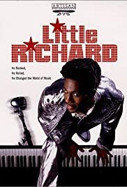 Little Richard (2000) Poster - Movie Forum, Cast, Reviews