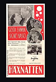 Häxnatten Poster