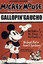The Gallopin' Gaucho Poster