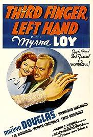 Third Finger, Left Hand Poster