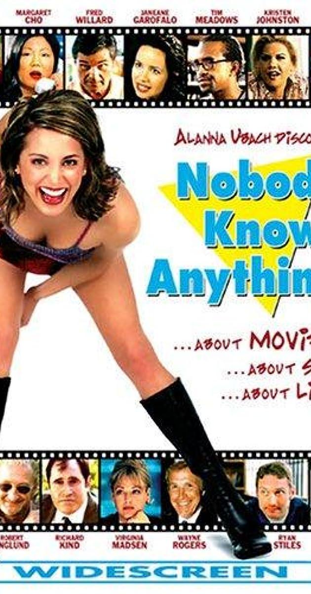 nobody knows anything 2003 imdb