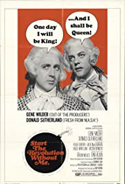 Start the Revolution Without Me(1970) Poster - Movie Forum, Cast, Reviews