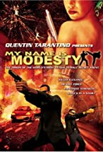 Primary image for My Name Is Modesty: A Modesty Blaise Adventure