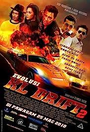 Evolusi: KL Drift 2 Poster